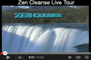 Video: Zen Cleanse Live Tour